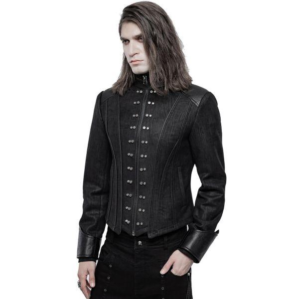 Futuristische Jacke im Industrial Uniform Style