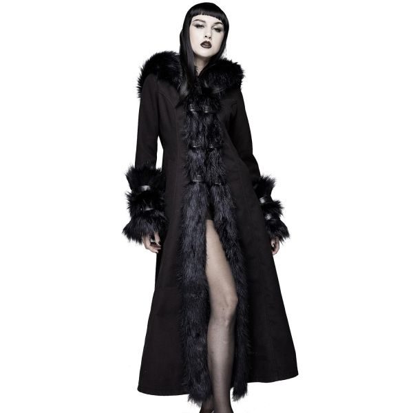Devil Fashion Mantel in romantischem Mystic Style