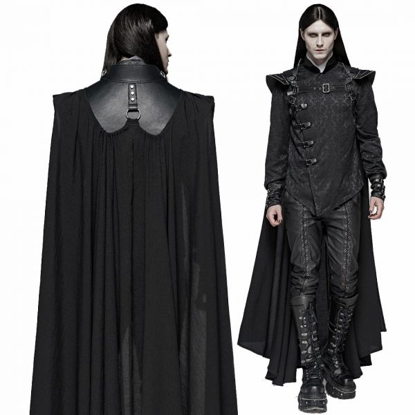 Dark Lord Harness Cape im Post Apocalyptic Look