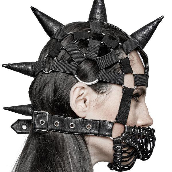 Fetisch Gesichtsmaske
