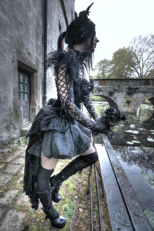 Meine dunkelromantische Gothic Lolita