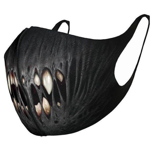 Mund-Nase Gesichtsmaske im Beast Skull Design