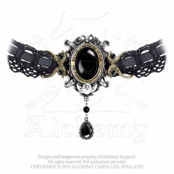 Viktorianisches Collier - She Walks in Beauty