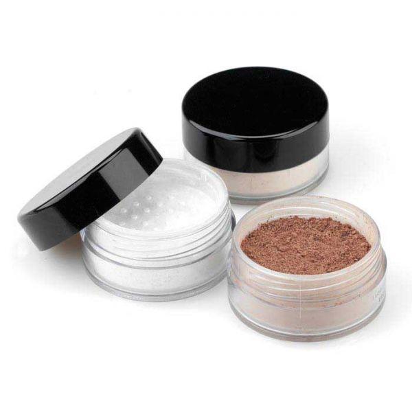 Puder Make Up Tan