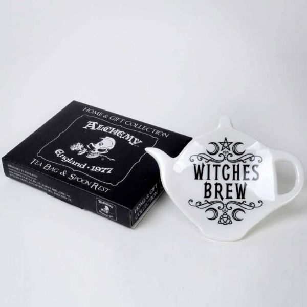 Witches Brew Teebeutelablage Keramik