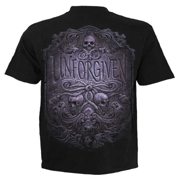 Daily Goth T-Shirt - Unforgiven