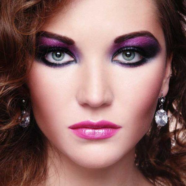 Eyeshadow Lidschatten silber