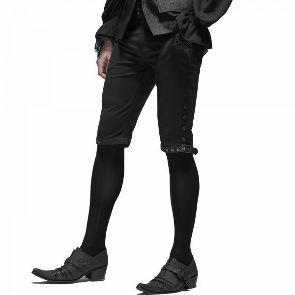 Kniebundhose im Barock Stil