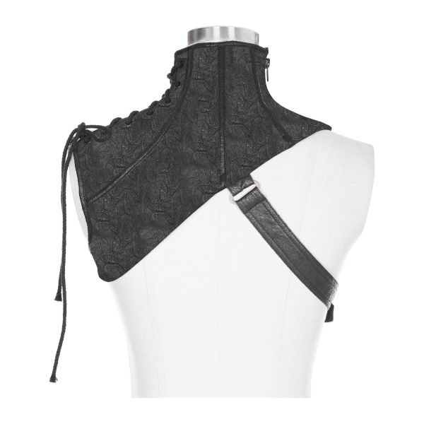 Harness Top im Post Apocalyptic Style mit Schnürung