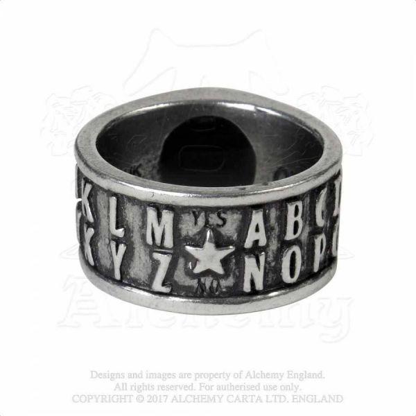 Bandring mit Auge - Ouija Eye